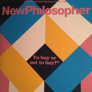 """""""To buy or not to buy?"""" New Philosopher, Winter 2017/2018"""